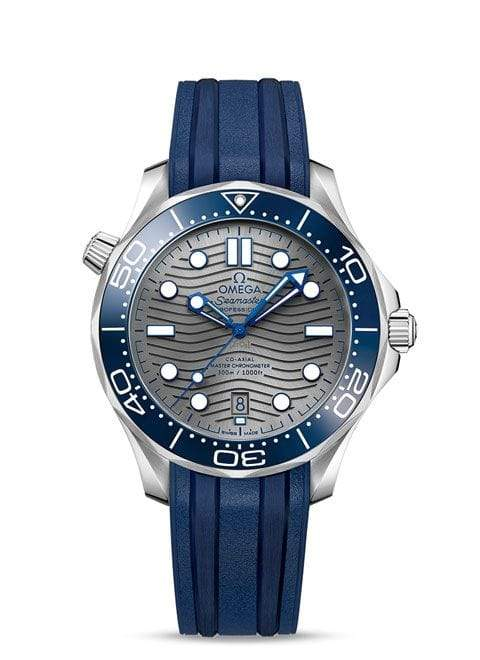 OMEGA Watch OMEGA Seamaster Diver 300M CO-Axial Master Chronometer 42 MM Grey Dial