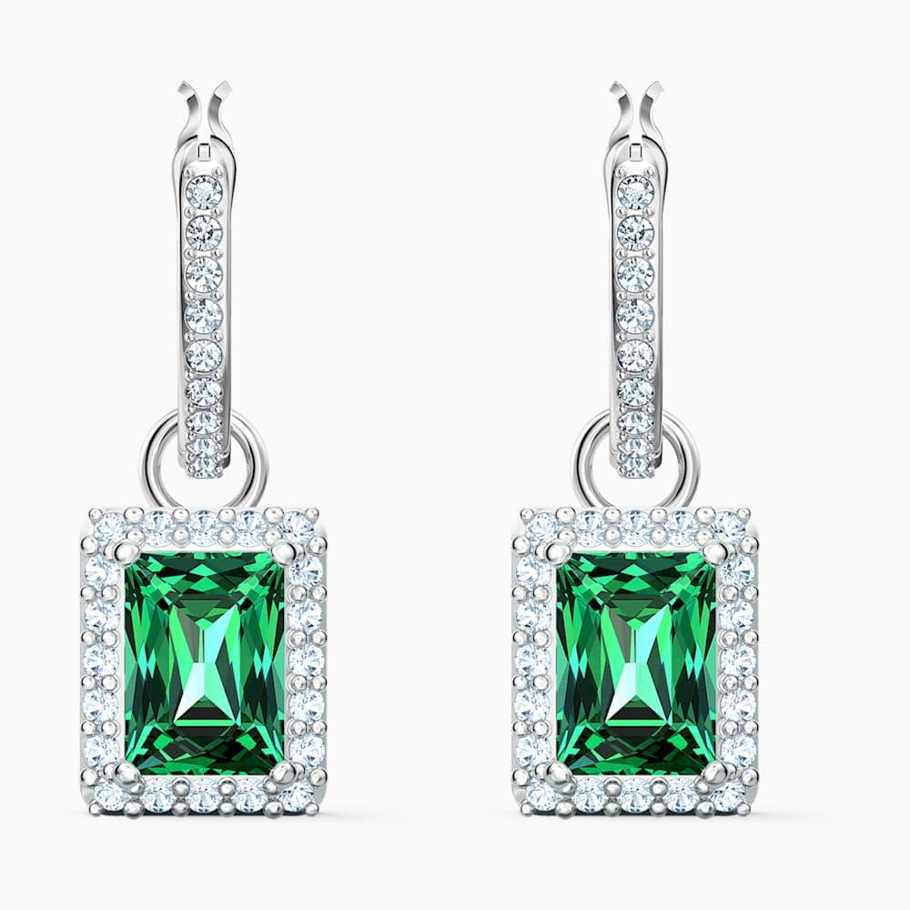 Swarovski Necklace Swarovski Angelic Rectangular Earrings 5559834