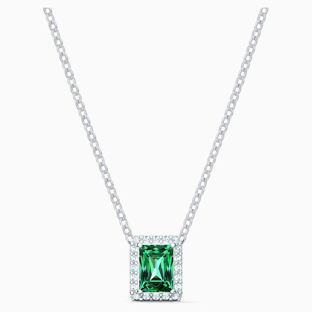 Swarovski Necklace Swarovski Angelic Rectangular Necklace 5559380