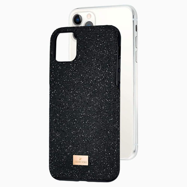 Swarovski Accessories Swarovski High Smartphone Case iPhone 11 Pro Max Black 5531150