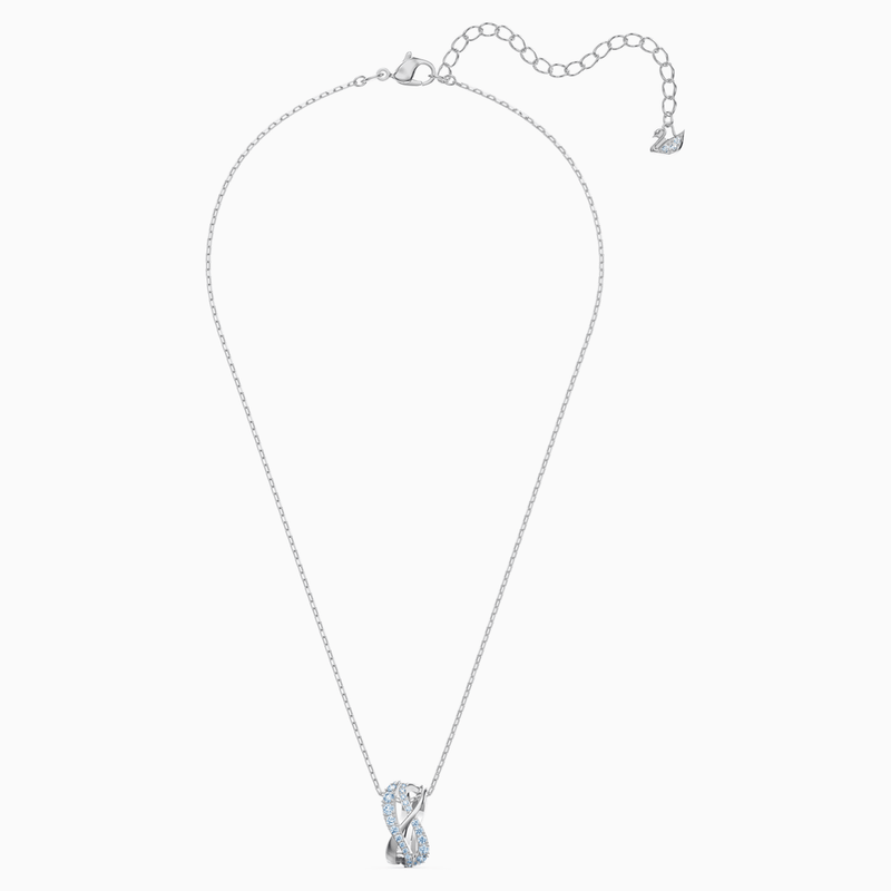 Swarovski Necklace Swarovski Twist Rows Necklace 5582806
