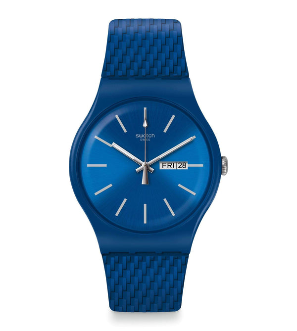Swatch Watch Swatch BricaBlue Watch