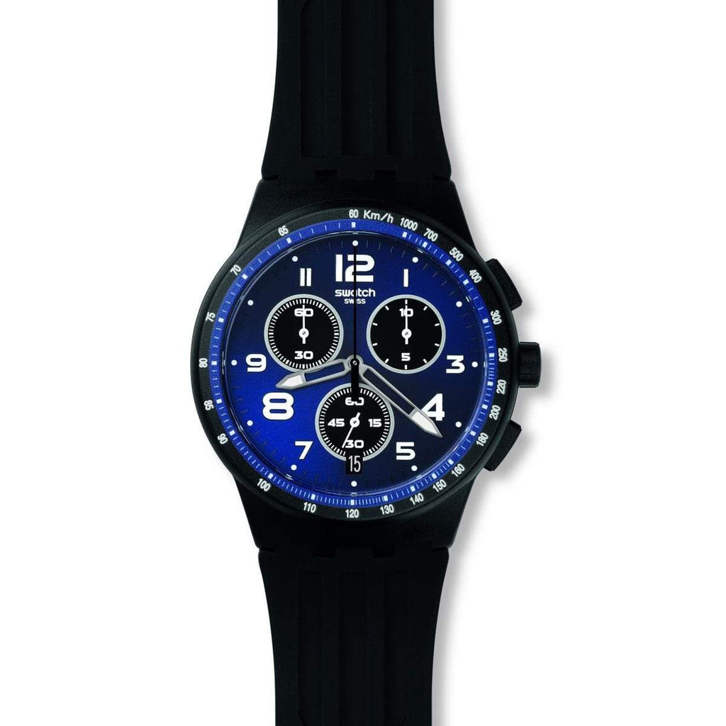 Swatch Watch Swatch Nitespeed Watch