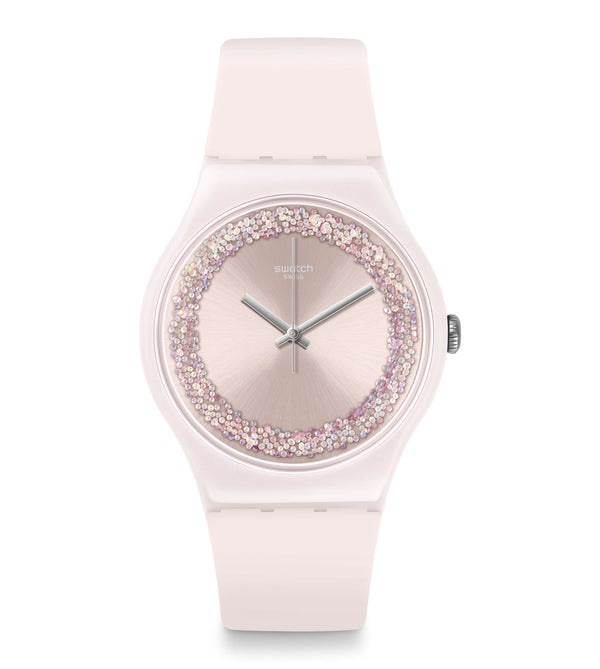 Swatch Watch Swatch Pinksparkles Watch