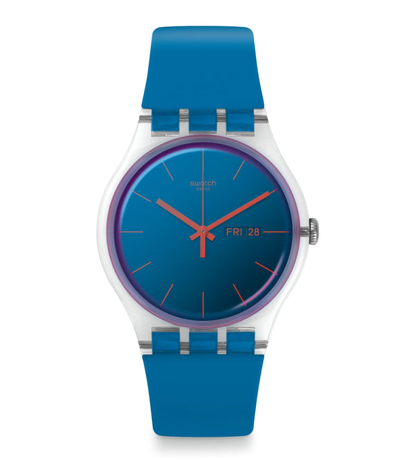 Swatch Watch Swatch Polablue Watch