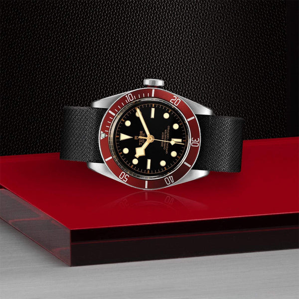 Tudor Watch Tudor Black Bay Burgundy Watch M79230R-0010