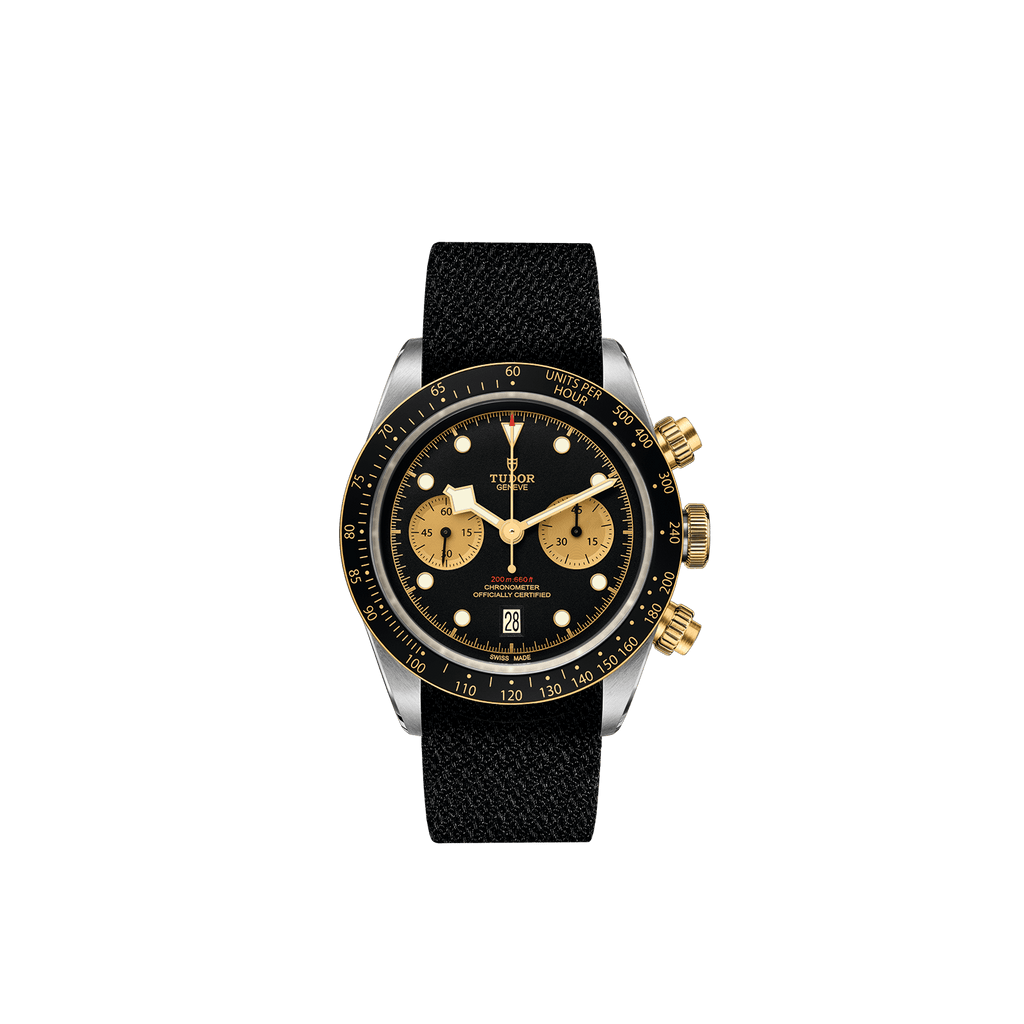Tudor Watch Tudor Black Bay Chrono S&G Watch