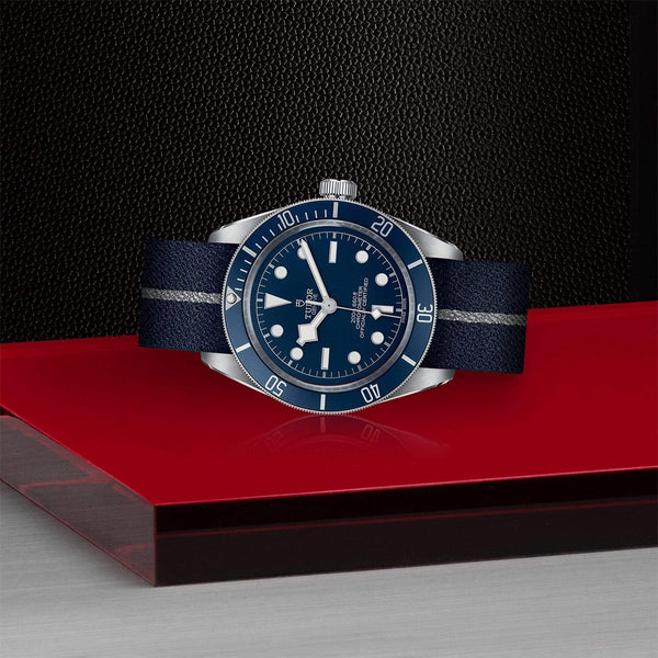 Tudor Watch Tudor Black Bay Fifty-Eight Navy Blue Dial Fabric Strap Watch M79030B-0003