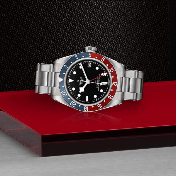 Tudor Watch Tudor Black Bay GMT Watch M79830RB-0001