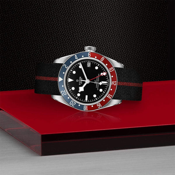 Tudor Watch Tudor Black Bay GMT Watch M79830RB-0003