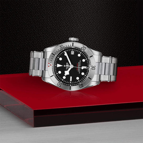 Tudor Watch Tudor Black Bay Steel Watch M79730-0006