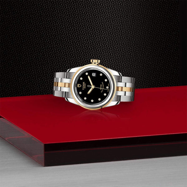Tudor Watch Tudor Glamour Date Watch M51003-0007