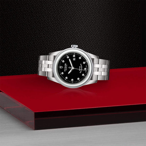 Tudor Watch Tudor Glamour Date Watch M53000-0001