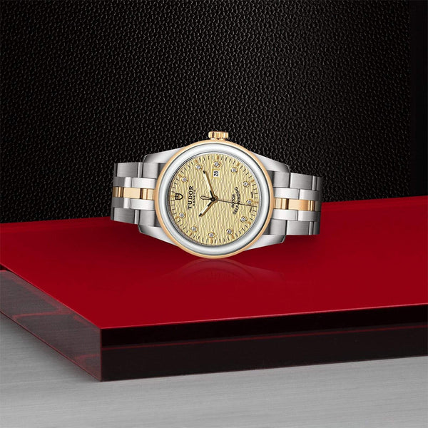 Tudor Watch Tudor Glamour Date Watch M53003-0004