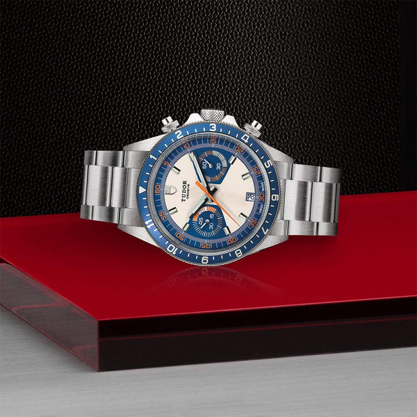 Tudor Watch Tudor Heritage Chrono Watch M70330B-0004
