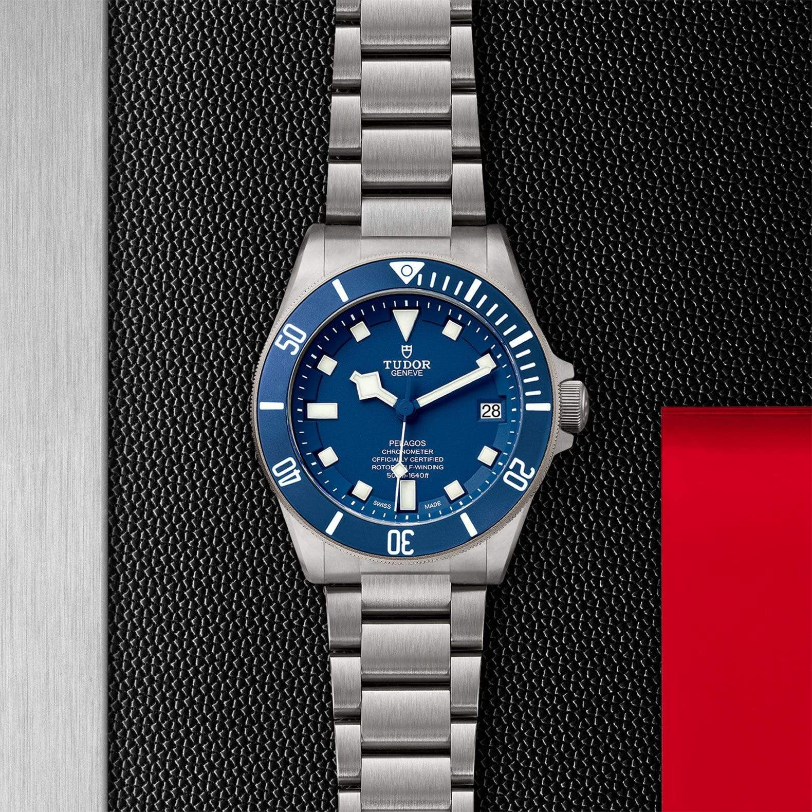 Tudor Watch Tudor Pelagos Diving Watch M25600TB-0001