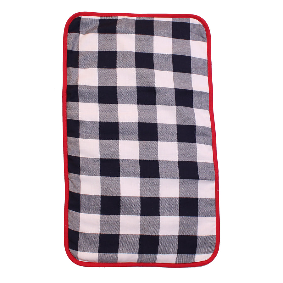 Diaper Changing Mat - Black - kadambaby.com