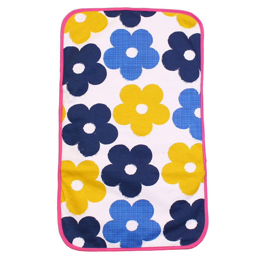 Diaper Changing Mat - Yellow - kadambaby.com