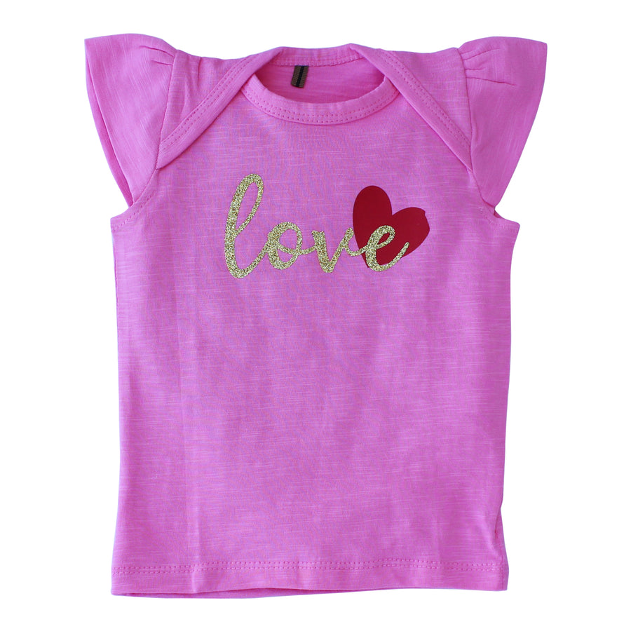 T-Shirts (Set of 2) - Love - kadambaby.com