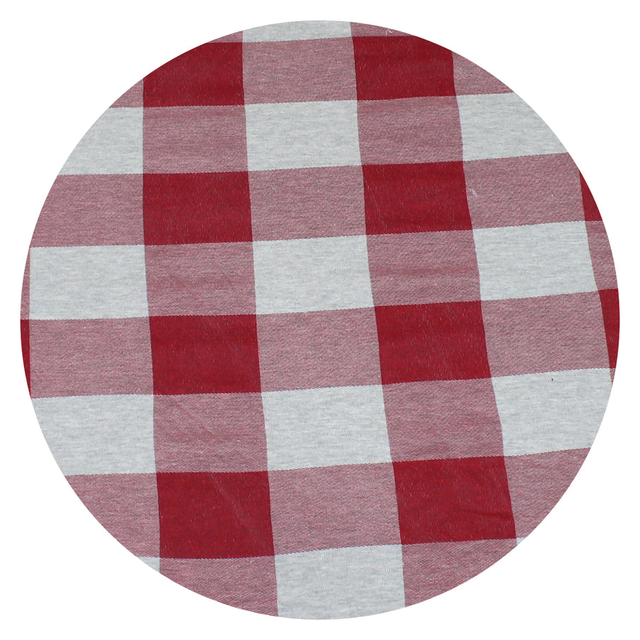 Fitted Crib Sheet (Personalised) - Maroon - kadambaby.com