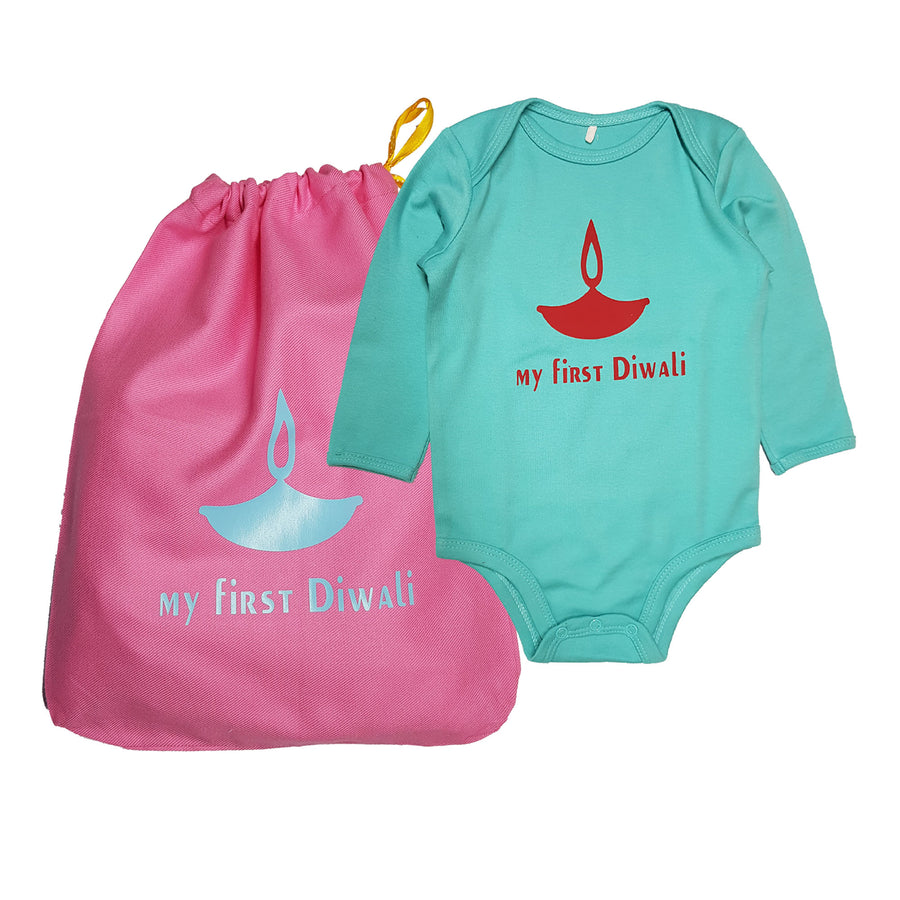 First Diwali Gift - Baby Clothing