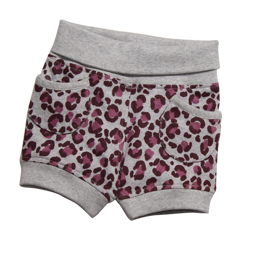 Baby Girl  Bubble Shorts - Purple - kadambaby.com