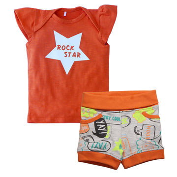 T-Shirt Combo Pack - Rock Star - kadambaby.com