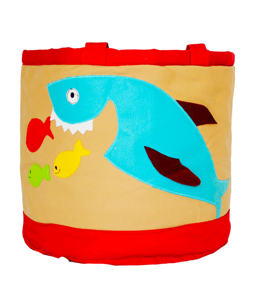 Toy Storage Bin - Sea - kadambaby.com