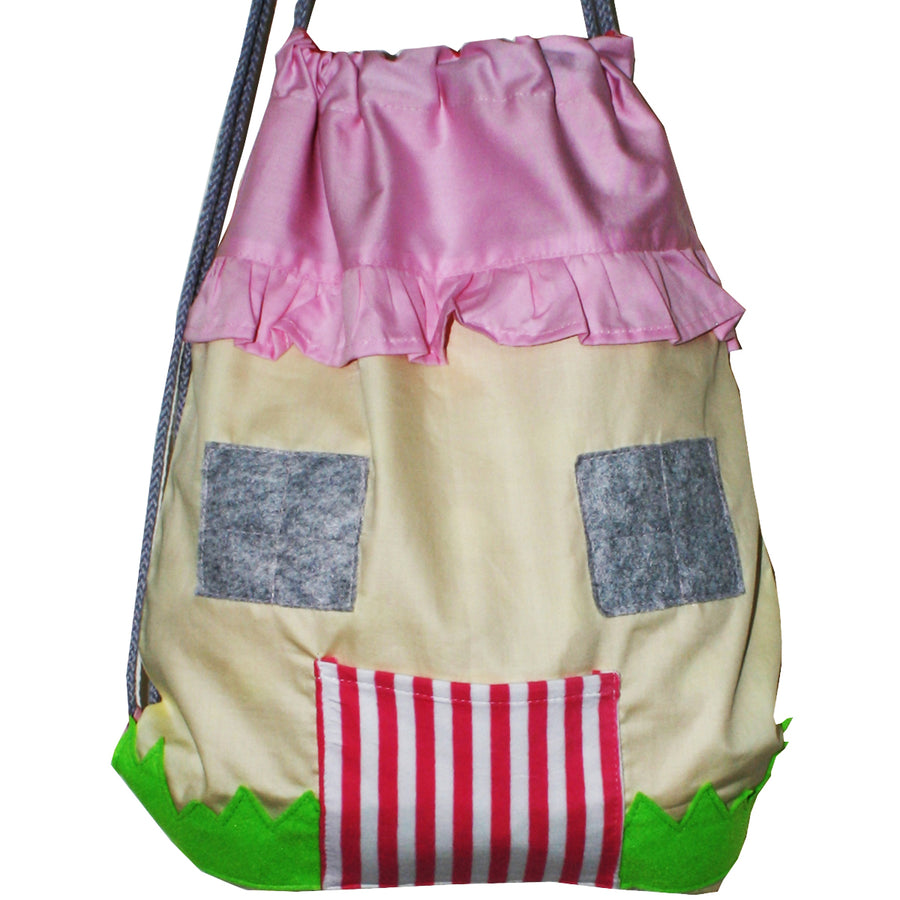 Drawstring Bags - Castle