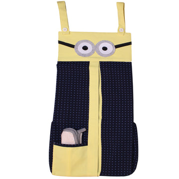 Diaper Stacker / Storage - Yellow - kadambaby.com