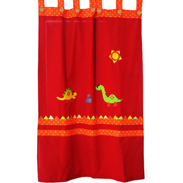 Window Curtain - Dino - kadambaby.com
