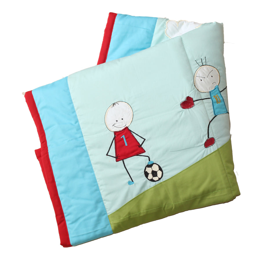 Baby Play Mats & Gyms - Football - kadambaby.com
