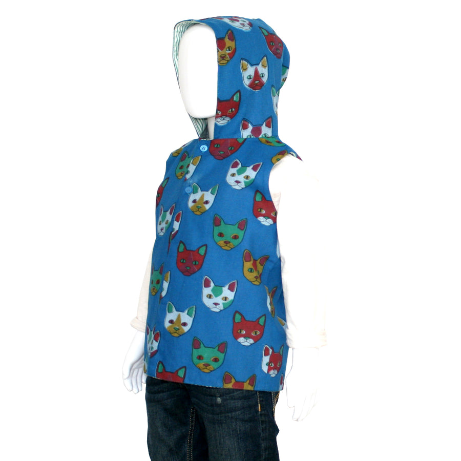 Kids Jacket and Vests - Tiger - kadambaby.com