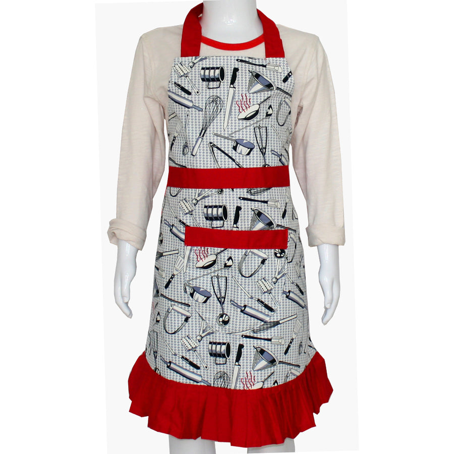Little Girls Apron , Kids Apron