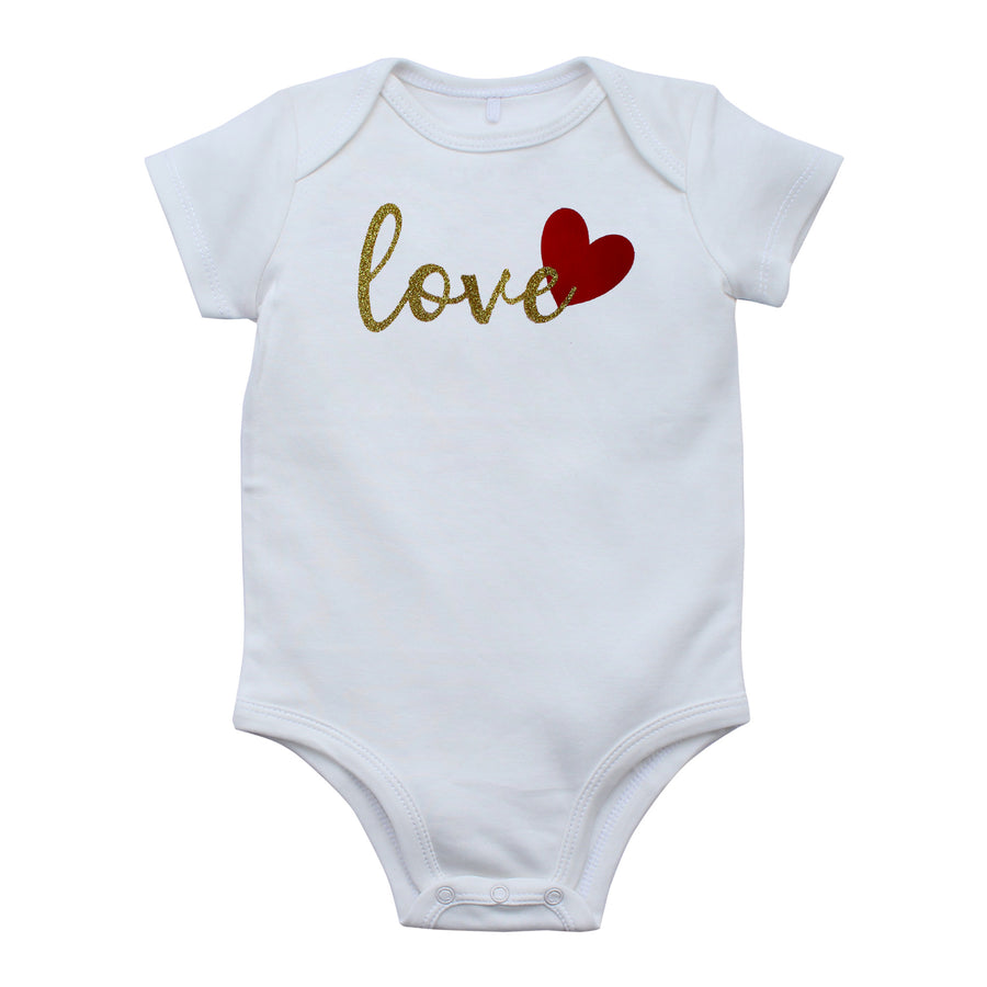 Mom and Dad Onesie for Newborn