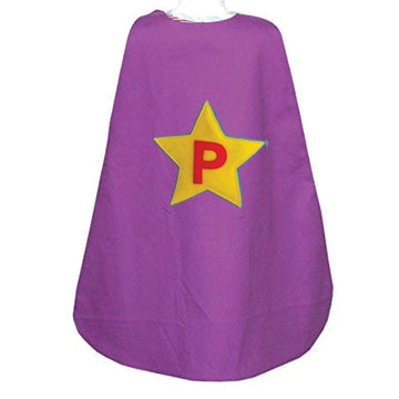 Kids Personalised Superhero Cape - Purple - kadambaby.com