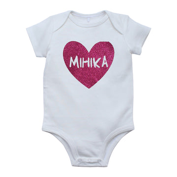 Kadambaby Onesie with baby Name