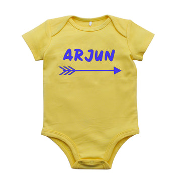 Personalized Baby Onesies
