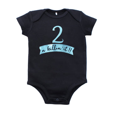 Onesie - Personalised Birthday - kadambaby.com
