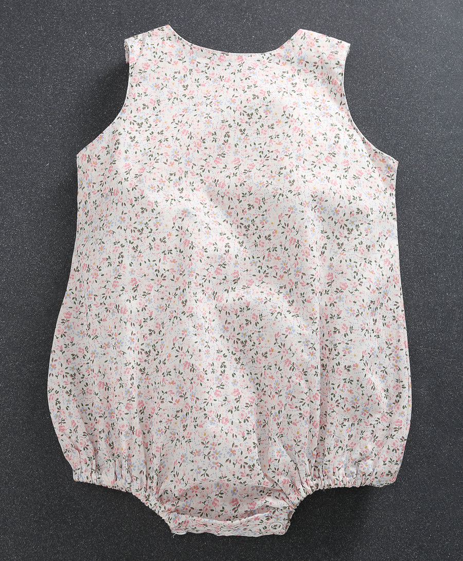 Bubble Romper for Newborn Baby Girl