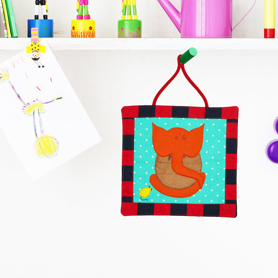 Diwali Wall Decor for Kids Room