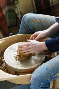 September 3 Week Wheel Throwing and Handbuilding Course