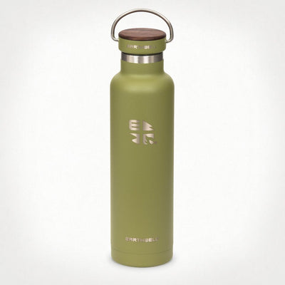 Earthwell - the Woodie - Vacuum Bottle 650ml