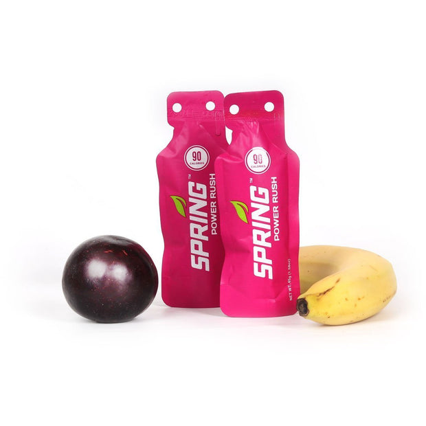 Spring Energy | POWER RUSH- Perfect Pre-Race & Race Fuel