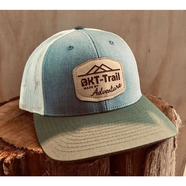 "BKT-Trail - The ""Kelpie"" Trucker - Birch Olive"