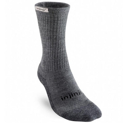 Injinji - Outdoor Hiker - Mns - Charcoal