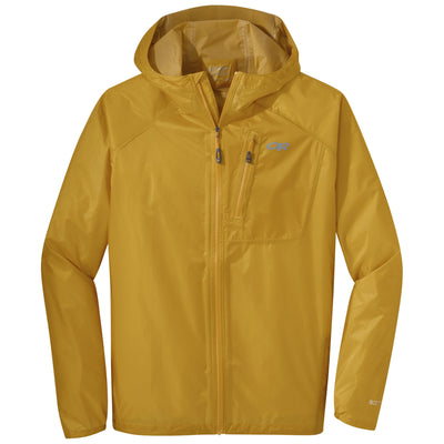 Outdoor Research - Men's Helium II Jacket - Solaria/Pumpkin