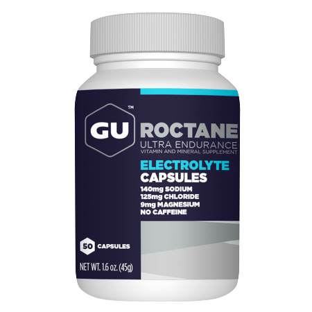 GU - Electrolyte Capsule Bottle - Single