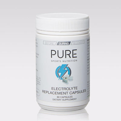 Pure - Electrolyte Replacement Capsules