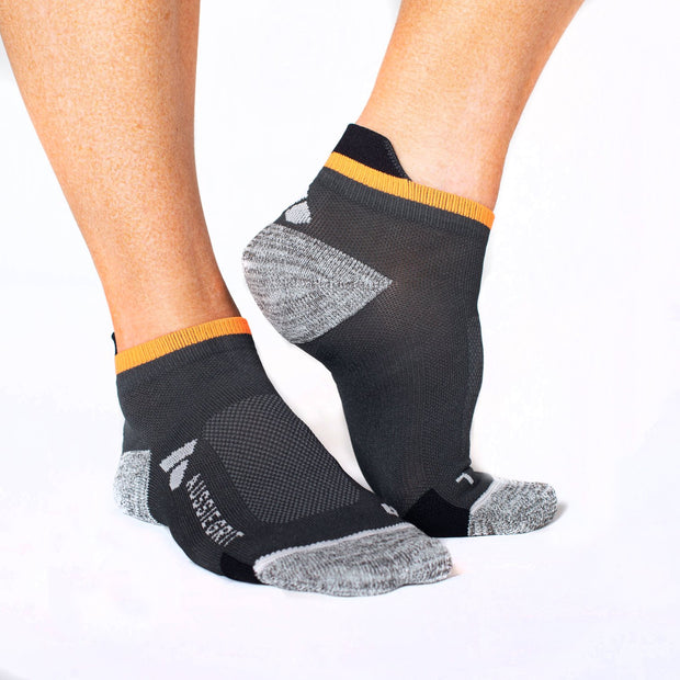 Aussie Grit - Performance Trail Sock Ankle